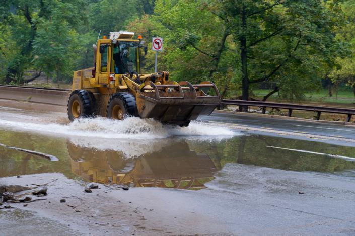 Schuykill River Flood 2011